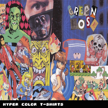Hyper Color T-Shirts cover art