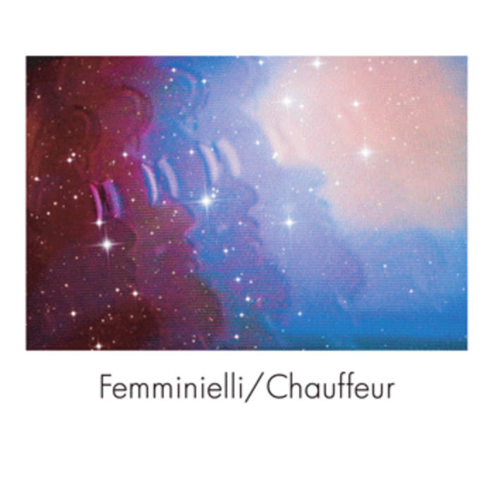 Femminielli / Araignée split 7'' cover art