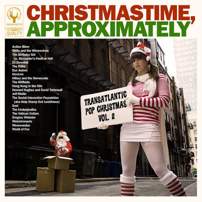 Christmastime, Approximately cover art
