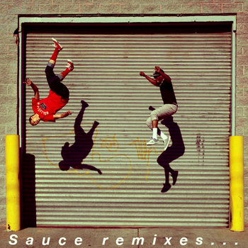 Sauce remixes... cover art