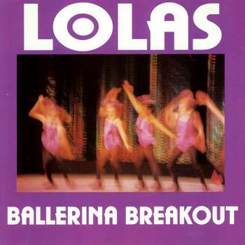 Ballerina Breakout + cover art
