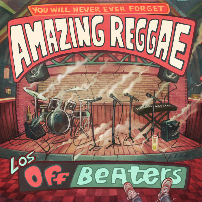 Amazing Reggae cover art