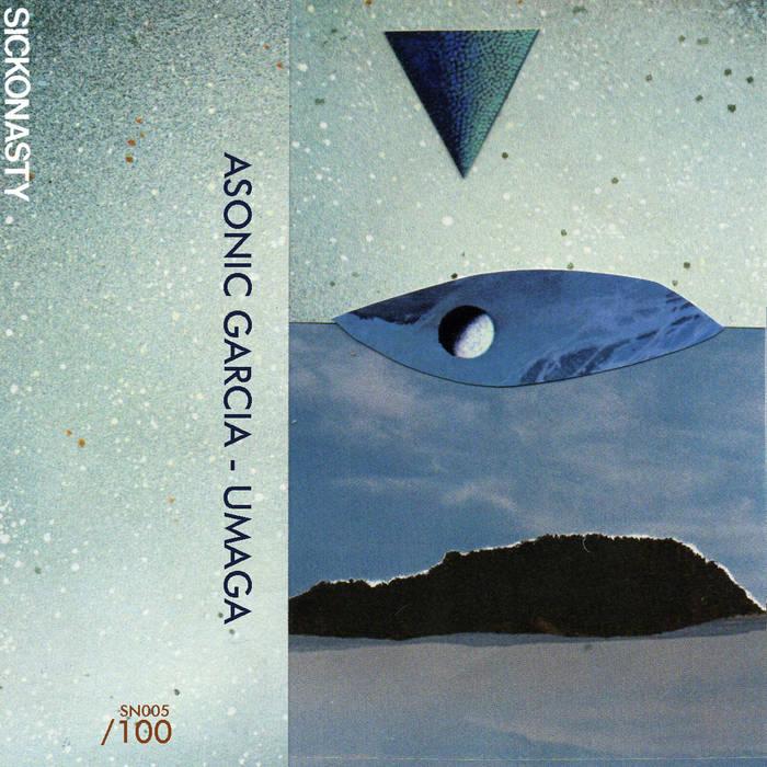 Asonic Garcia - Umaga cover art