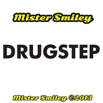Drugstep EP cover art