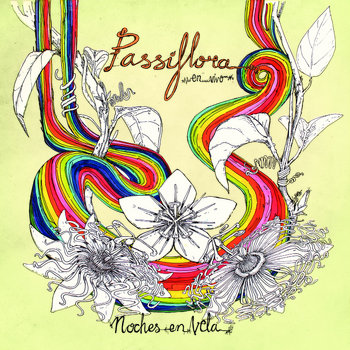 Passiflora en vivo: Noches en vela cover art