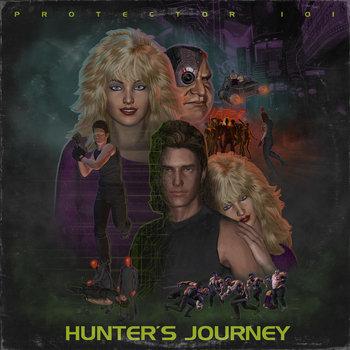 Hunter's Journey - EP cover art