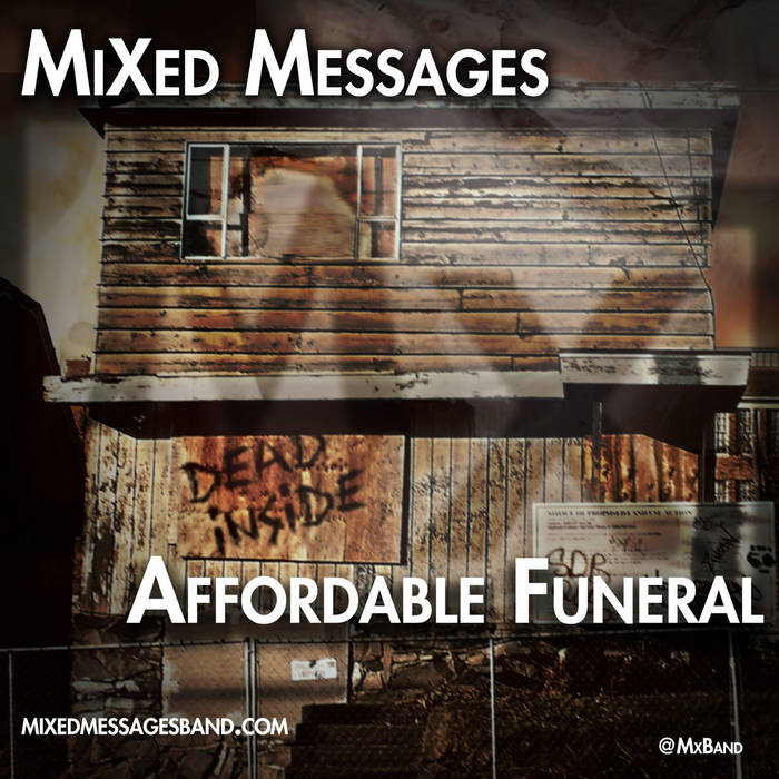 Affordable Funeral cover art