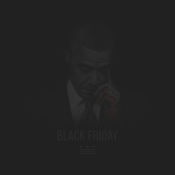 #BlackFriday cover art