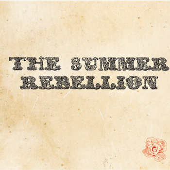 The Summer Rebellion EP cover art