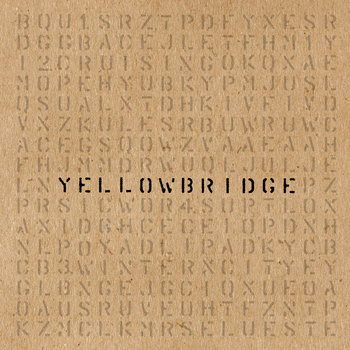 Yellowbridge EP cover art