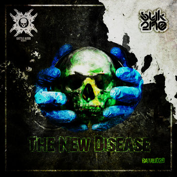 Syk2ne - The New Disease cover art