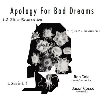 Apology for Bad Dreams cover art