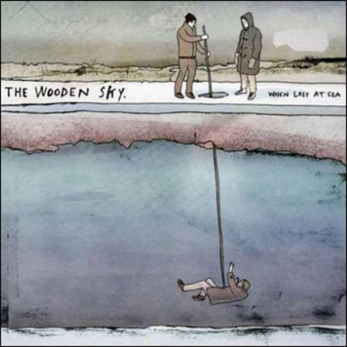 When Lost at Sea cover art