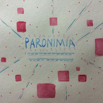 P A R O N I M I A cover art