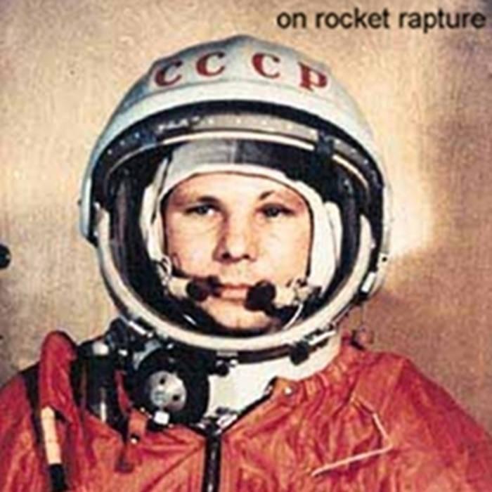 On Rocket Rapture cover art