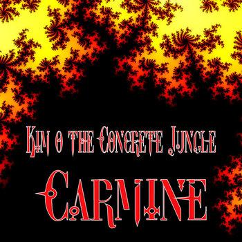 Carmine cover art