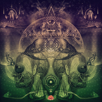 Astral Elevation cover art