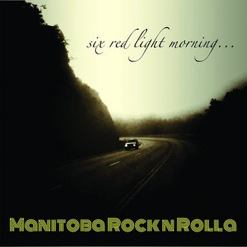 Six Red Light Morning cover art