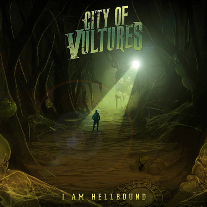 I am hellbound cover art