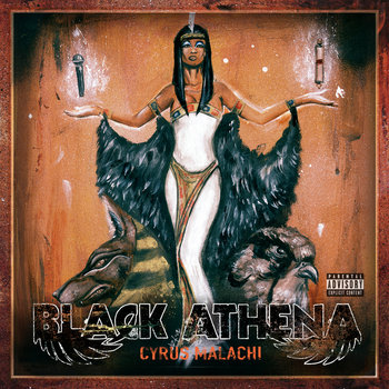 Cyrus Malachi - Black Athena cover art