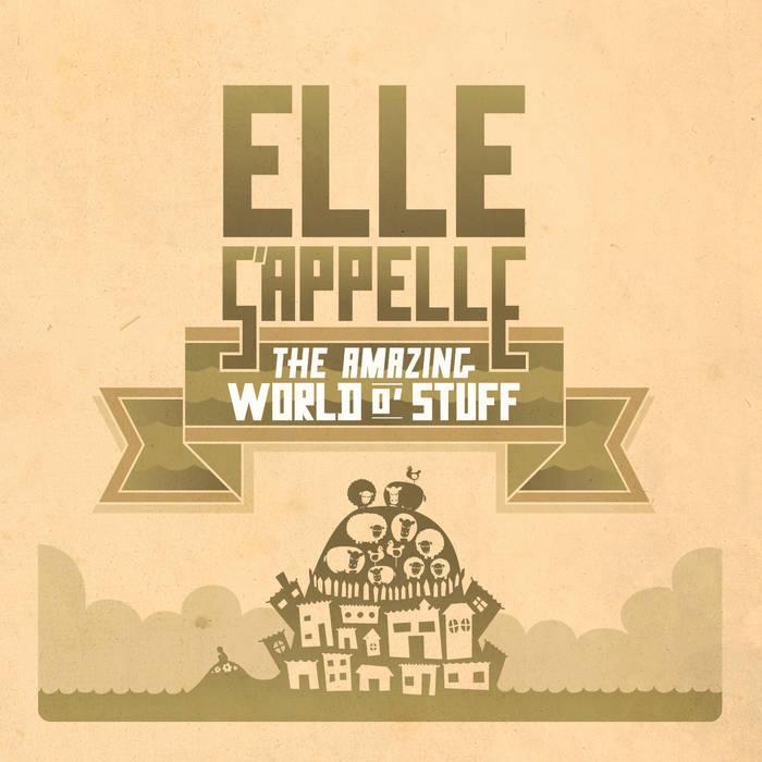 #02 Elle s'appelle - The Amazing World o' Stuff cover art
