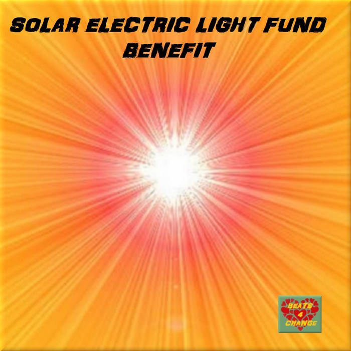 SELF Solar Benefit Album cover art