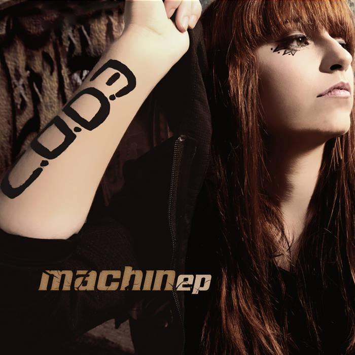 Machine EP cover art