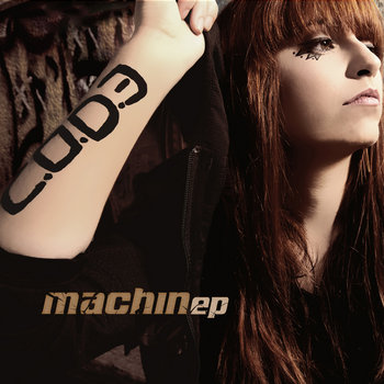 Machine EP cover art