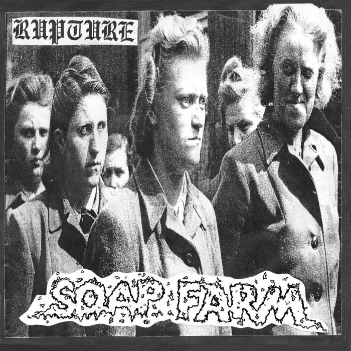 Soap Farm / Das Waffen SS cover art