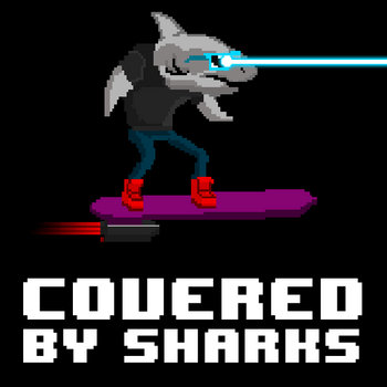 Covered By Sharks cover art