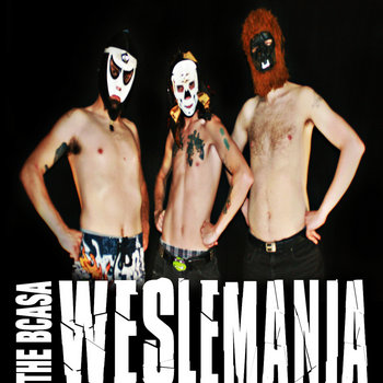 Weslemania cover art