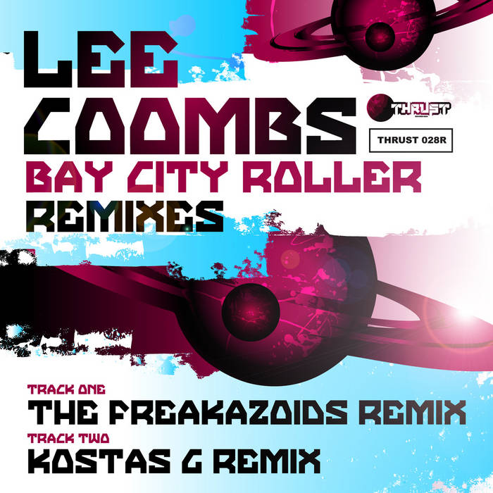 Bay City Roller Remixes cover art
