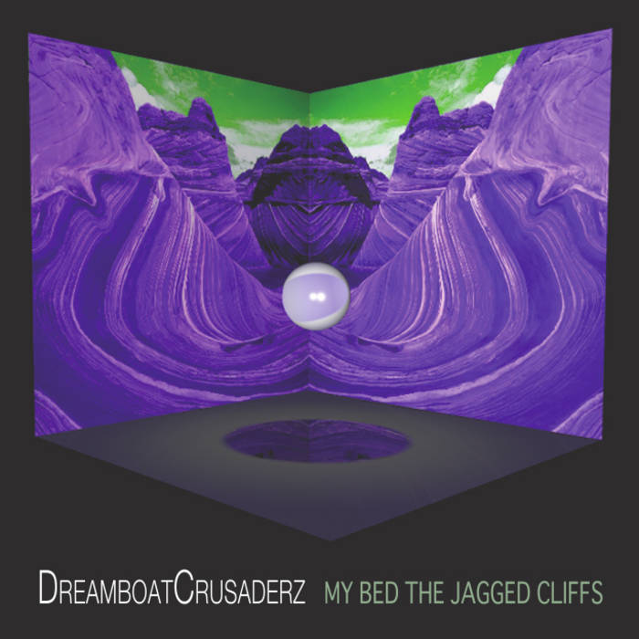 My Bed the Jagged Cliffs cover art