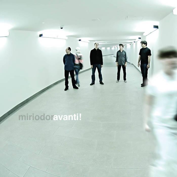 Avanti! cover art