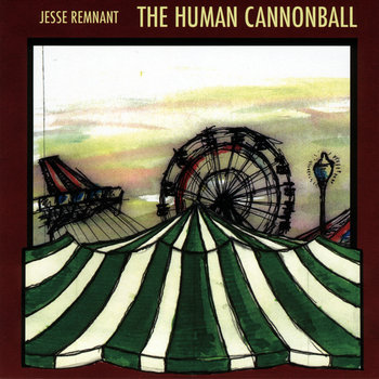 The Human Cannonball cover art