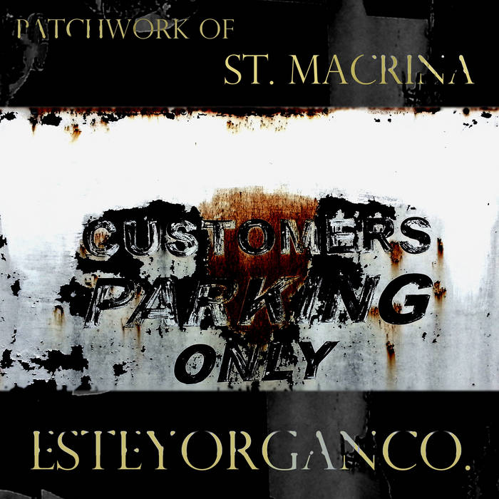 Patchwork of St. Macrina cover art