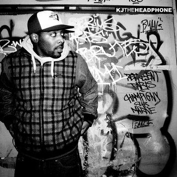 The Headphone cover art