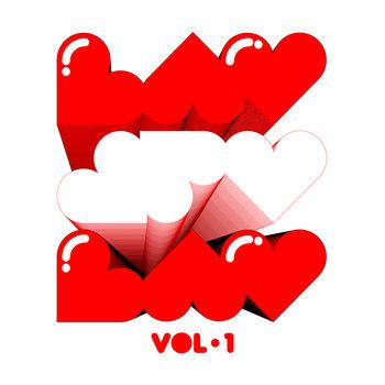 LA♥JPN♥LA Vol. 1 cover art