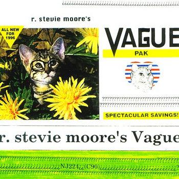 Vague cover art