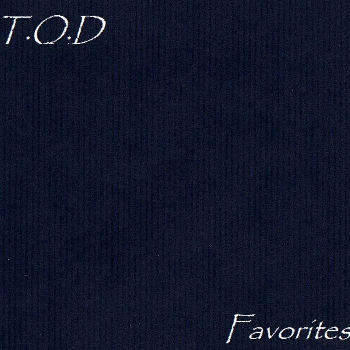 Favorites cover art