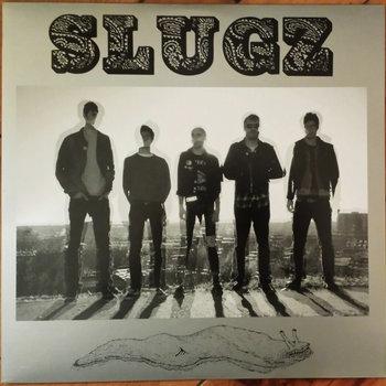 S/T LP cover art