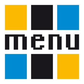 MENU sampler 3 cover art