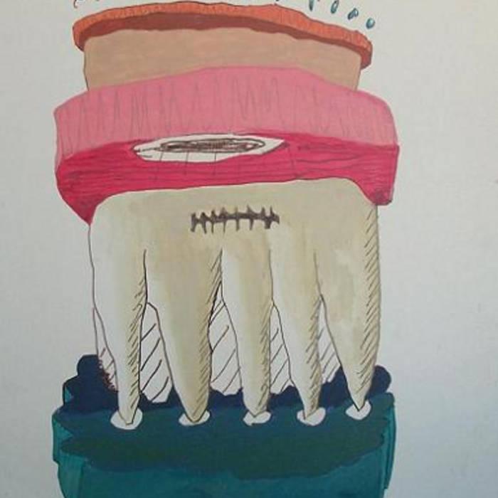 CAKE MONSTER cover art