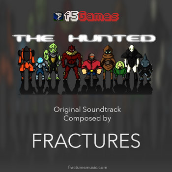 The Hunted Soundtrack cover art