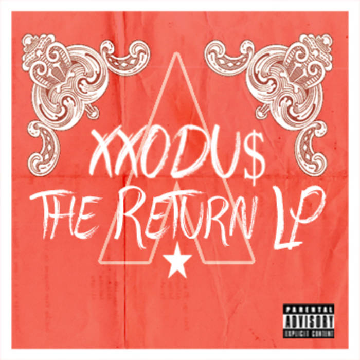 The Return LP cover art