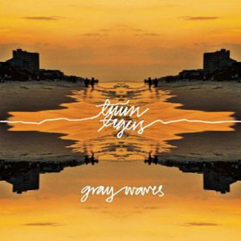 Twin Tigers - Gray Waves cover art