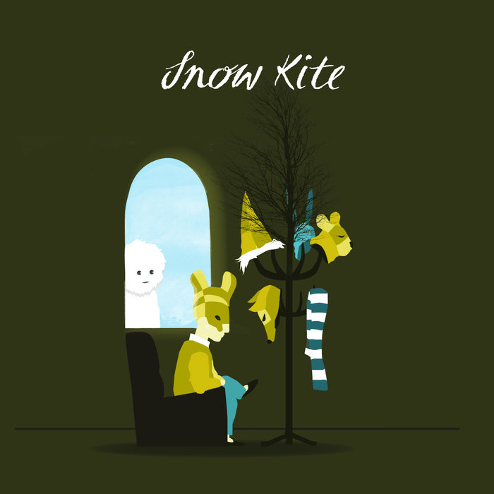 Snow Kite EP cover art