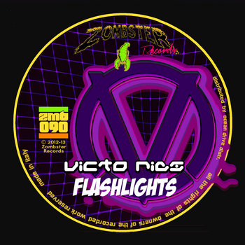 [ZMB090] Victo - Flashlights Remixes cover art