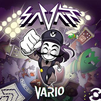 Vario cover art