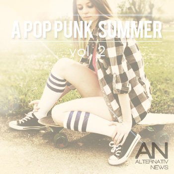 A Pop Punk Summer Vol.2 cover art